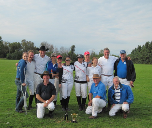 Manotick Polo Club Ottawa Canada 2010